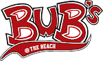 Logo for Bubs at the Beach