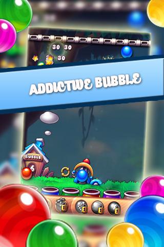 Bubble Bubble World