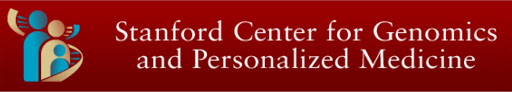 Stanford Center for Genomics and Personalized Medicine logo