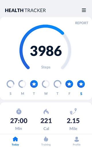 Step Tracker screenshot 13