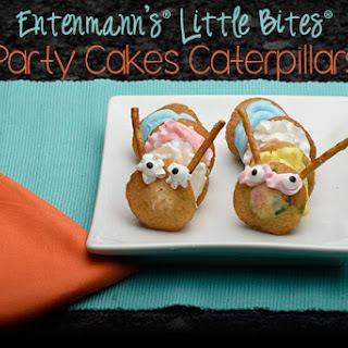 Entenmann'S Little Bites Party Cakes Caterpillars Recipe
