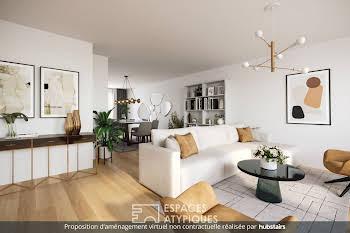 Appartement 4 pièces 110,5 m2