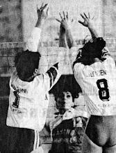 Photo: Snej face au contre Valenciennois