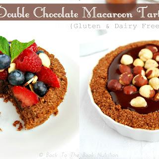 Double Chocolate Macaroon Tarts (GF/DF)