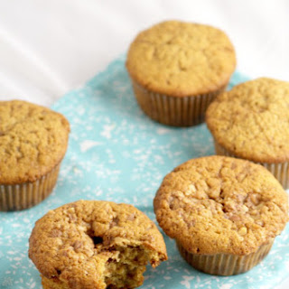 Coffee Toffee Muffins Recipe