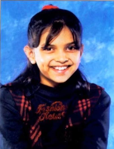deepika-padukone, Deepika Padukone Childhood Facts, Deepika Padukone Childhood Pics