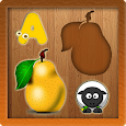 Baby blocks - Wooden blocks icon