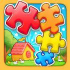 Kids Jigsaw Puzzles by Kiwi Go icon