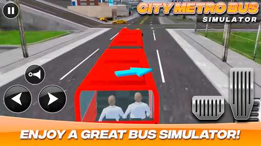 City Metro Bus Simulator 2.0 screenshots 5