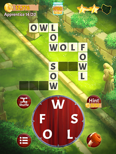 Game of Words: Free word games - screenshot