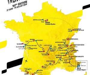 🎥 Acht bergritten en vier aankomsten bergop in Ronde van Frankrijk 2020