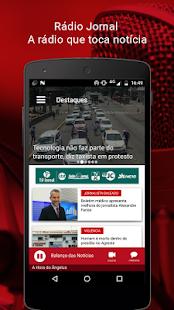 Rádio Jornal - náhled
