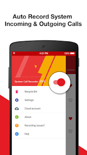 Automatic Call Recorder & Voice Recorder- screenshot thumbnail