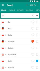 German-polish & Polish-german offline translator 1.0.2-f1