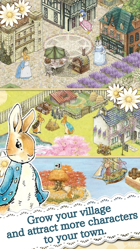 Peter Rabbit -Hidden World- 3.0.8 screenshots 4