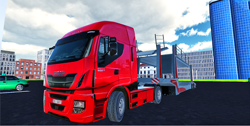 Car Transporter 3D : Truck Sim