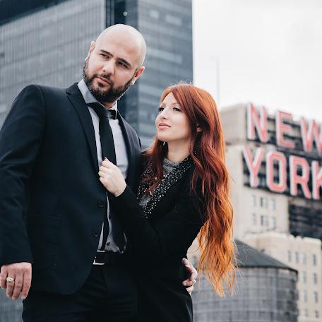 Wedding photographer Katerina Medovaya (MedowayaNYC). Photo of 06.12.2017