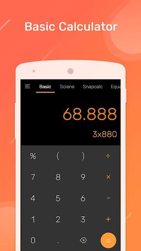 Screenshot for Smart Calculator – Take Photo to Solve Math in Hong Kong Play Store