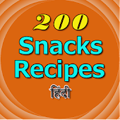 200 snacks recipes Hindi