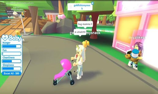 guide for Adopt Me Roblox - náhled