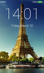Architecture Lock Screen - náhled