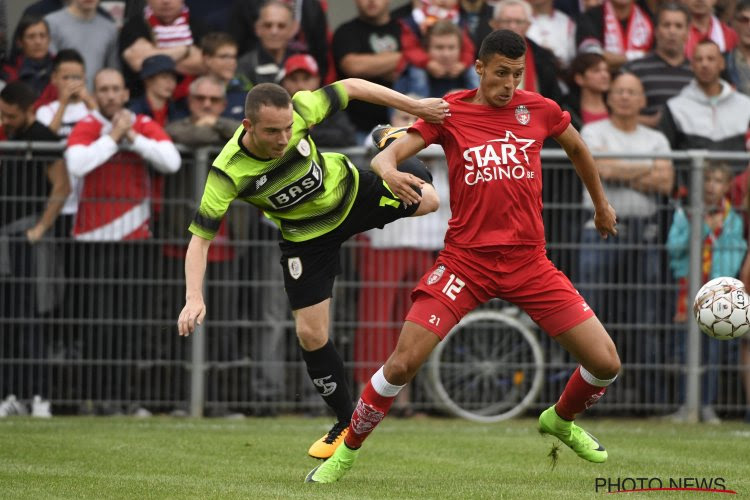 """Amallah: """"Ik speelde voor Anderlecht, maar was altijd fan van Standard"""""""