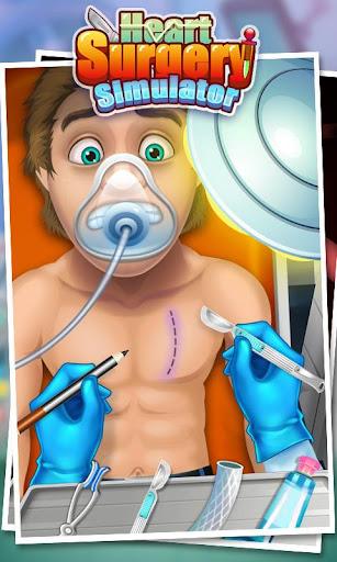 心臟外科手術模擬 - 外科醫生遊戲