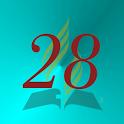 28 fundamental beliefs SDA Church icon