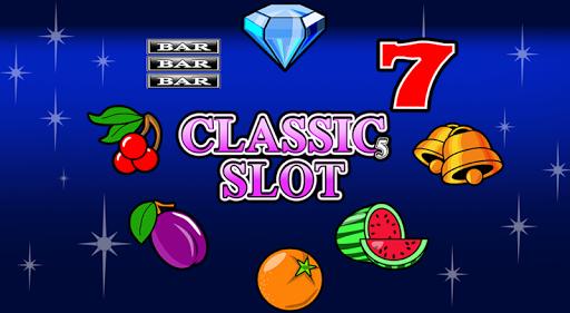 Classic Five Reel Slots