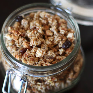 SCD and Paleo Vanilla Granola