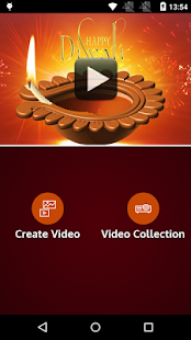 Diwali Photo Video Maker with Music - náhled