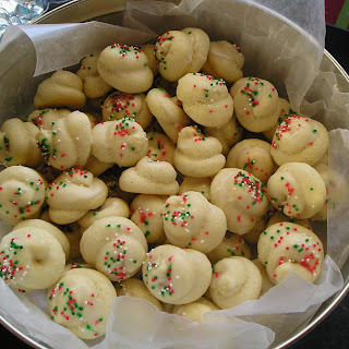 Italian Christmas Cookie