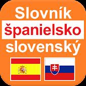 Španielsky slovník SK PCT+