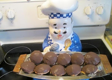 U F O Cookies Recipe