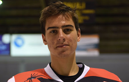 Goalie: Kwinten Tambeur (#94)