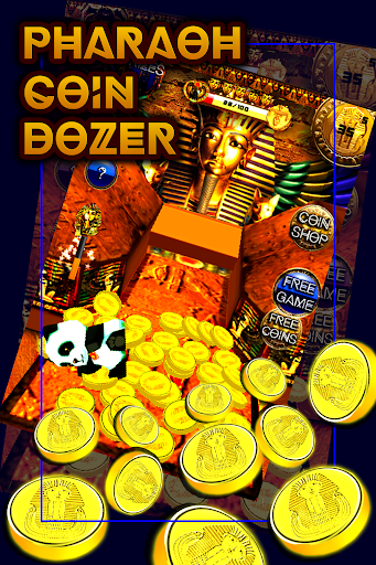 Pharaoh Coin Dozer