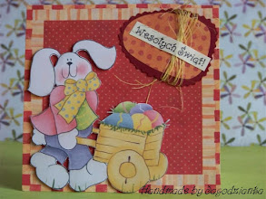 Photo: EASTER CARD 6