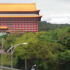 Taipei Grand Hotel by Jed Mitter - Buildings & Architecture Office Buildings & Hotels ( taiwan, taipei, grand hotel )