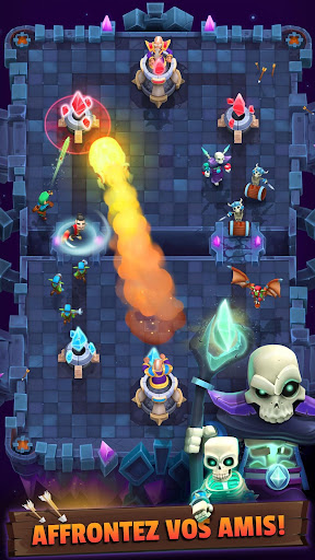 Clash of Wizards: Battle Royale  screenshots 1