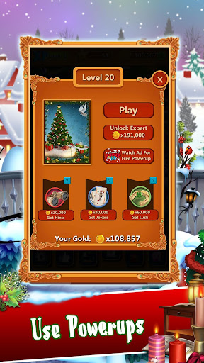 Christmas Solitaire: Santa's Winter Wonderland filehippodl screenshot 20