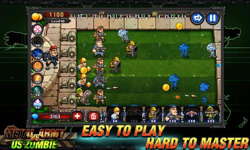 Screenshot 2 Army vs Zombies 2.0.1.8 APK hack