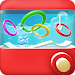 Bubble Ring Fling icon