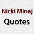 Nicki Minaj Quotes icon