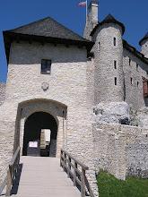Photo: B5260044 Bobolice - ozywione ruiny zamku