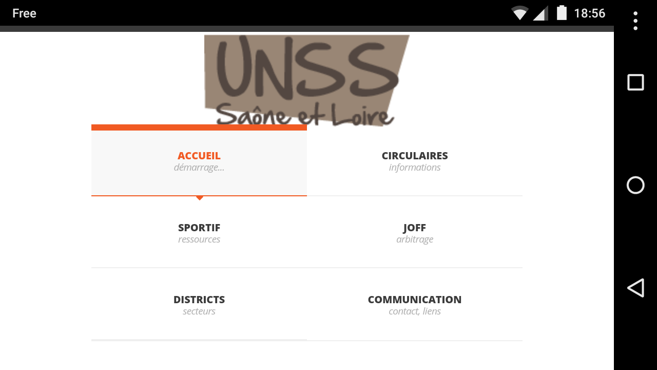 Unss 71- screenshot