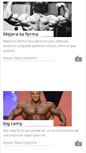 Fitness - Tu Revista- screenshot thumbnail