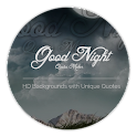 Good Night Images Maker icon