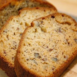Slow Cooker Banana Nut Bread Recipe