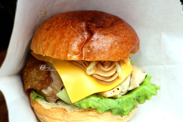 Everywhere Food Truck 手作食物車~手作美式漢堡行動餐車