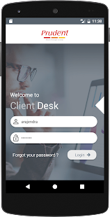 Prudent Client Desk- screenshot thumbnail